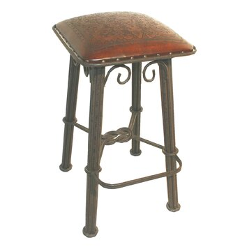 New World Trading Colonial 30 Quot Bar Stool Amp Reviews Wayfair