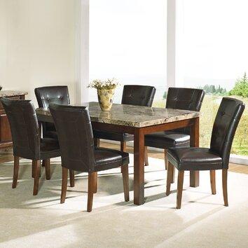 Steve Silver Furniture Montibello Dining Table Reviews Wayfair