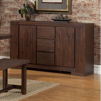Alpine Furniture Pierre Server Amp Reviews Wayfair