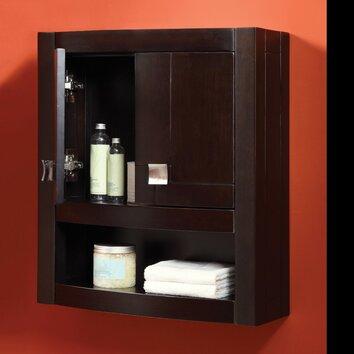 Decolav Gavin 23 X 26 Wall Mounted Cabinet Reviews Wayfair