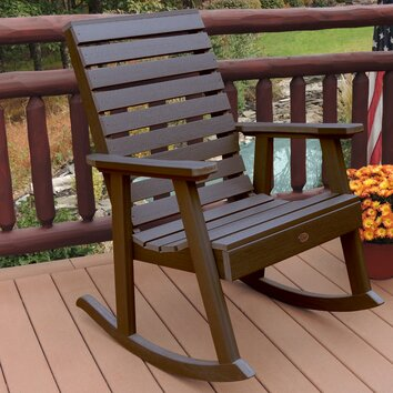 Highwood usa weatherly rocking chair ad rkch2
