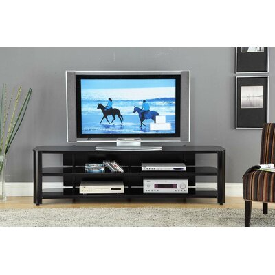 Glass TV Stand by Innovex
