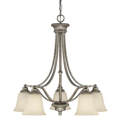 Belmont 5 Light Chandelier Product Photo