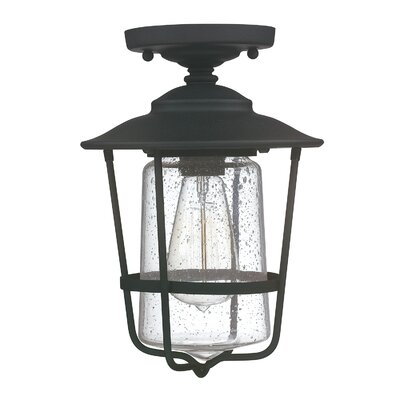Creekside 1 Light Semi-Flush Mount Product Photo