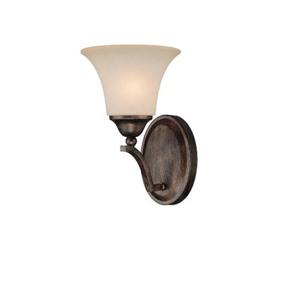 Capital Lighting Towne and Country 1 Light Wall Sconce