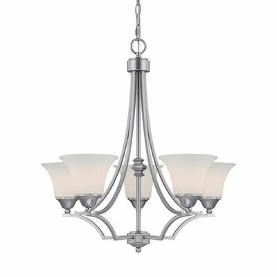 Capital Lighting Towne and Country 5 Light Chandelier