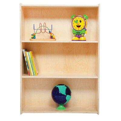 "Contender 42.13"" Standard Bookcase"