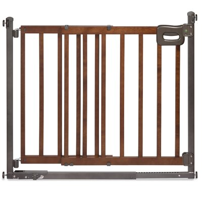 Step To Secure Wood Walk-Thru Gate by Summer Infant
