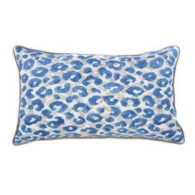 Cheetah Outdoor Lumbar Pillow by Jiti