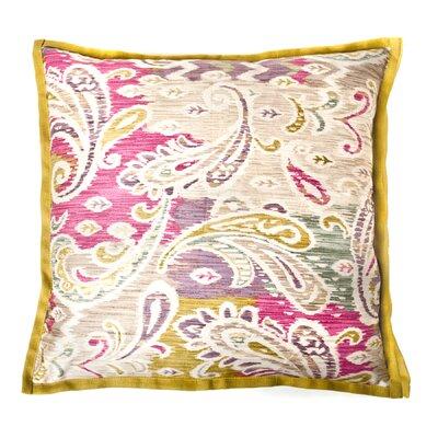 Passion Cotton Throw Pillow by Jiti