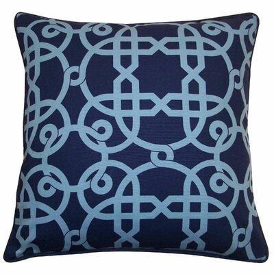 Jiti Web Cotton Throw Pillow
