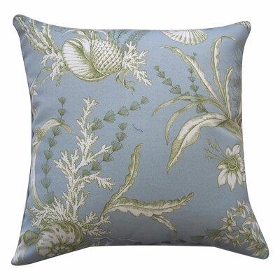 Jiti Sea Outdoor Throw Pillow