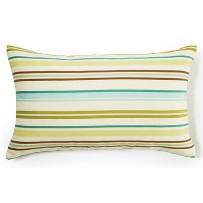 Jiti Thin Horizontal Stripes Indoor/Outdoor Lumbar Pillow