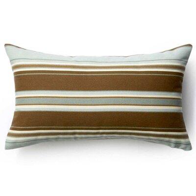 Jiti Thick Horizontal Stripes Indoor/Outdoor Lumbar Pillow
