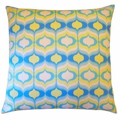 Coppela Cotton Throw Pillow by Jiti