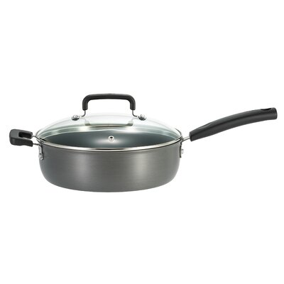 Signature 4.2 Oz. Skillet with Lid by T-fal