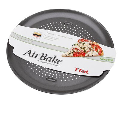 Airbake Non-Stick Medium Pizza Pan by T-fal