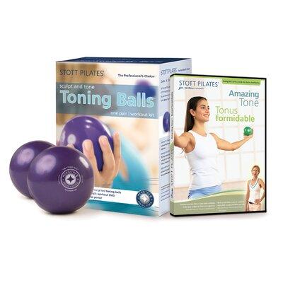 STOTT PILATES Toning Ball Power