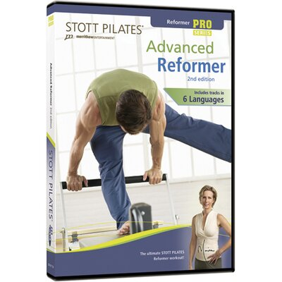 2nd Edition Advanced Reformer DVD by STOTT PILATES