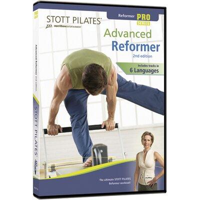 STOTT PILATES 2nd Edition Advanced Reformer DVD