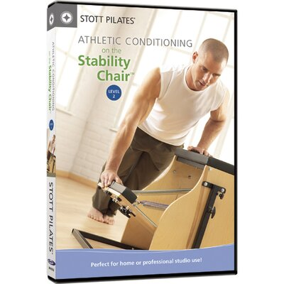 Athletic Conditioning on the Stability Chair DVD by STOTT PILATES