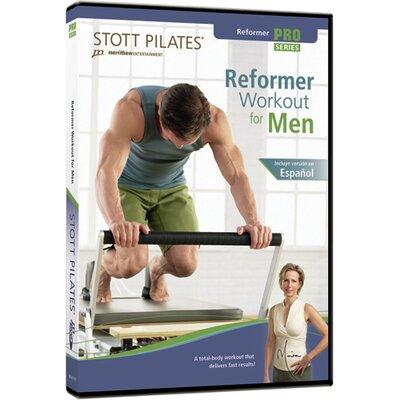 Reformer Workout DVD by STOTT PILATES