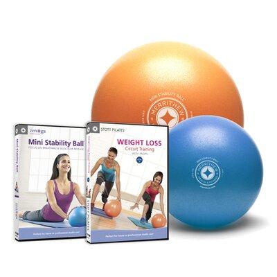 Mini Stability Ball Set by STOTT PILATES