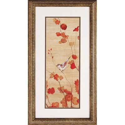 Propac Images Spring Detail I/II 2 Piece Framed Painting Print Set