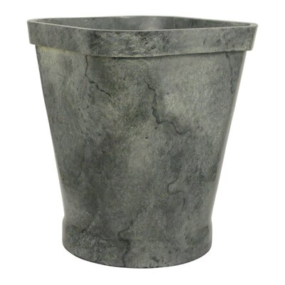 PoliVaz Slate Square Pot Planter