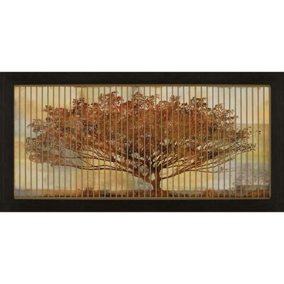 Autumn Radiance by Chandan Framed Graphic Art by Paragon
