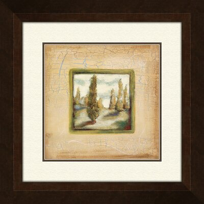 PTM Images Summer Light A Framed Painting Print