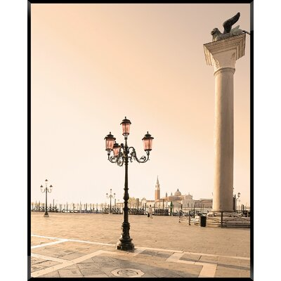 Lamps in Venice Photographic Print by PTM Images