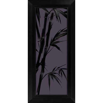 Bamboo I Framed Graphic Art by PTM Images