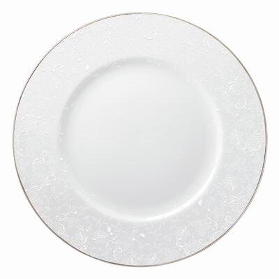 "Marchesa by Lenox Porcelain Lace 10.75"" Dinner Plate"