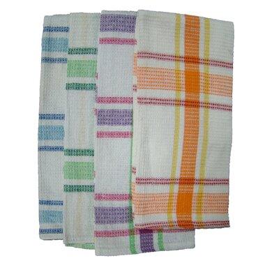 Waffle Weave Kitchen Towel by Textiles Plus Inc.