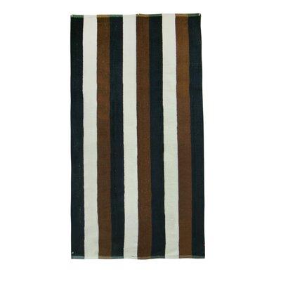 Stripe Beach Towel by Textiles Plus Inc.