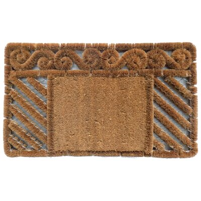 Combination Doormat by Imports Decor