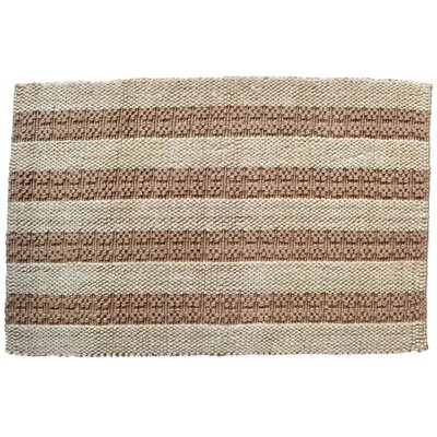 Natural Stripes Rug by Imports Decor