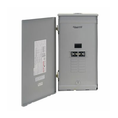Reliance Controls  TRC Outdoor Transfer Sub Panel / Link for 100A Utility and 60A Generator