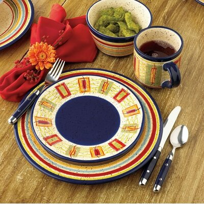 Sedona Dinnerware Collection by Pfaltzgraff