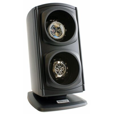 Versa Automatic Double Watch Winder by JP Commerce