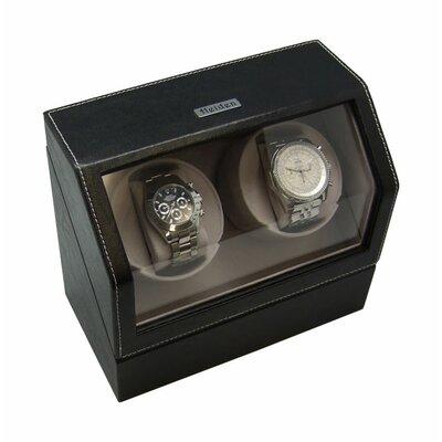 Heiden Battery Powered Dual Watch Winder by JP Commerce