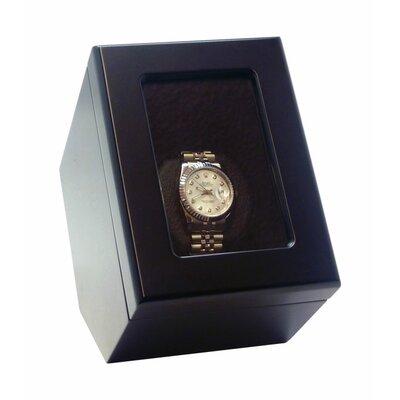 Heiden Calf Leather Watch Winder by JP Commerce