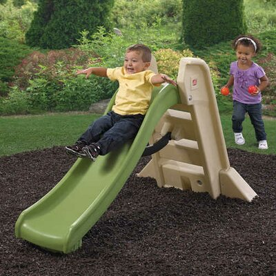 Naturally Playful Big Folding Slide Product Photo