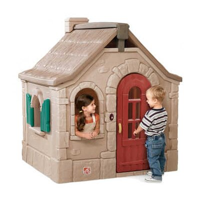 Naturally Playful Storybook Cottage Playhouse Product Photo
