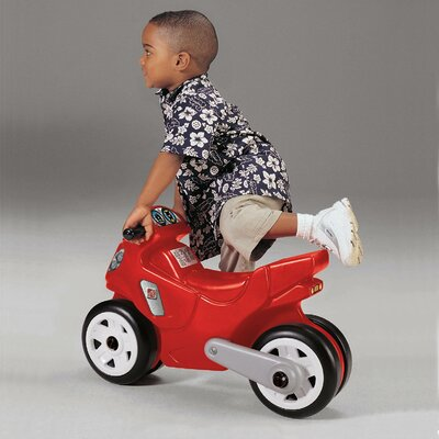 Step2 Push & Scoot Motorcycle