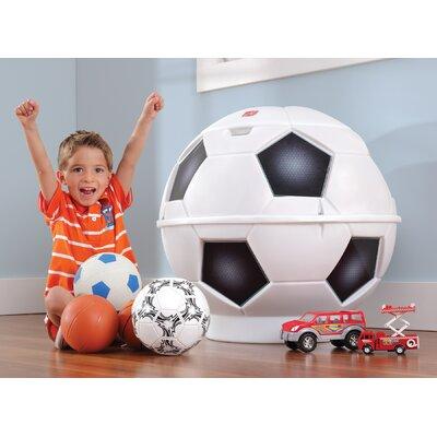 Step2 Soccer Ball Toy Storage Bin Amp Reviews Wayfair