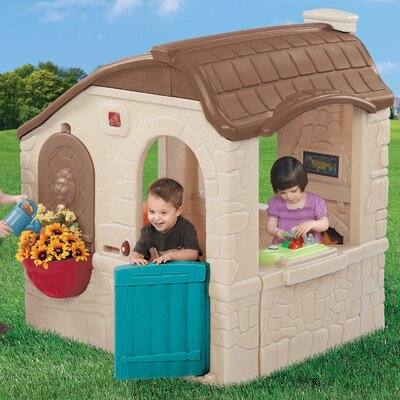 Step2 Naturally Playful Countryside Cottage Playhouse