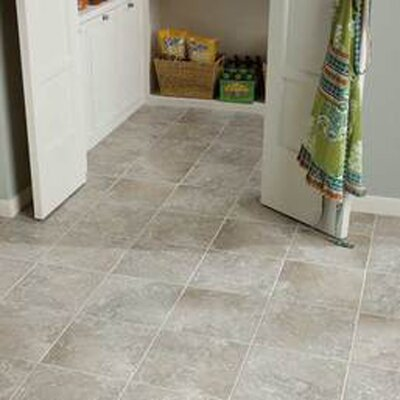 Daltile Sandalo 18'' x 18'' Ceramic Field Tile in Castillian Gray