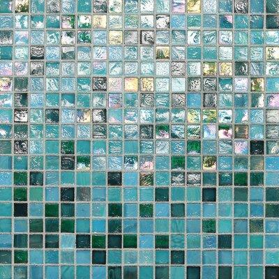 "Daltile City Lights 0.5"" x 0.5"" Glass Mosaic Tile in Honolulu"